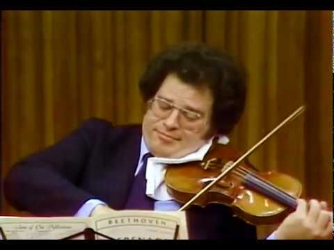 Live From Lincoln Center: Chamber Music Society with Itzhak Perlman (1978)