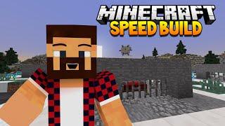 ГОНКИ ПО СТРОИТЕЛЬСТВУ - Minecraft Speed Builders (Mini-Game)