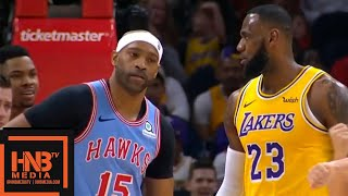 Los Angeles Lakers vs Atlanta Hawks 1st Half Highlights | 02/12/2019 NBA Season