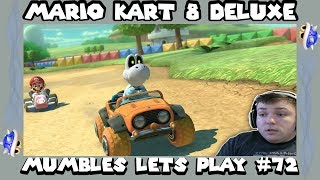 Racing for the Gold Cup 200cc - Mario Kart 8 Deluxe - Mumbles Let