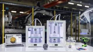 Introduction To The Ultimaker 3 (3D Universe)