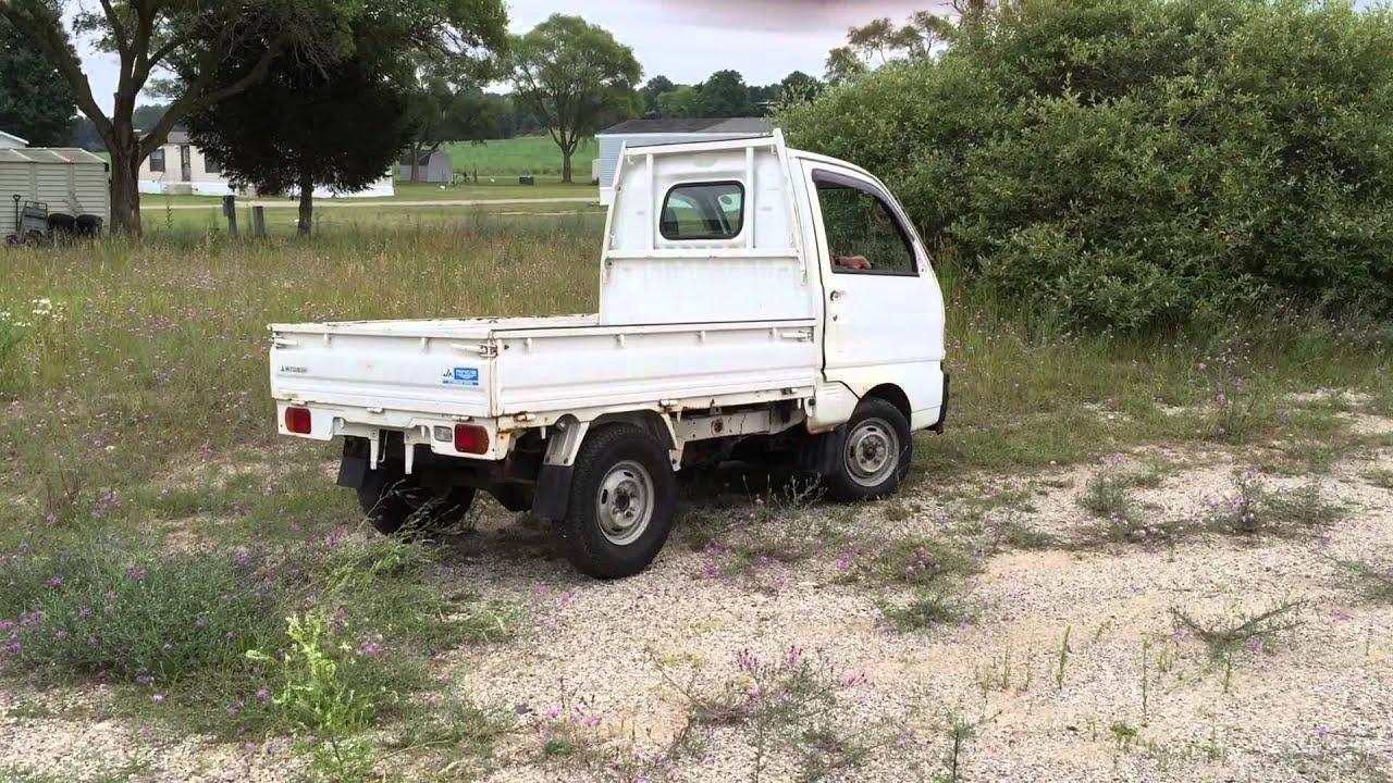 Mitsubishi 4 wheel drive \