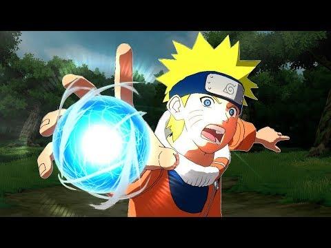 Naruto to Boruto: Shinobi Striker - Gameplay Demo - E3 Live