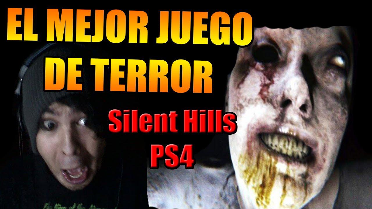 El Mejor Juego De Terror Silent Hills Ps4 En Espanol Demo Gratis