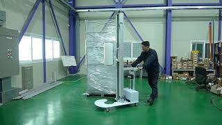 하이팩 로봇랩핑기(수동형)