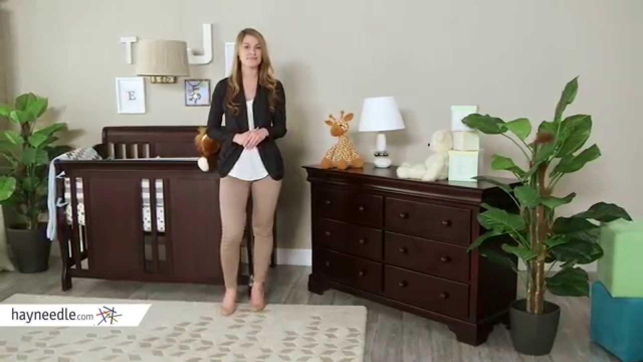 Munire Rhapsody 6 Drawer Dresser Product Review Video
