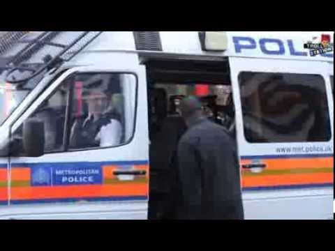 British Police at there best!