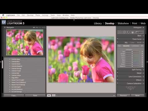 Lightroom Killer Tips: The Clarity Super Edgy Trick