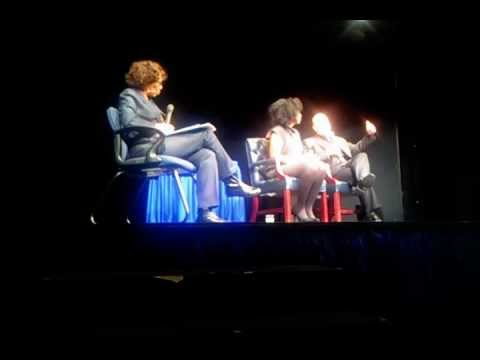 Tempest Bledsoe & Darryl M. Bell speak @ Hampton University part 1
