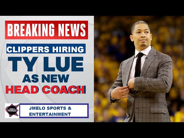 Ty Lue to take over Clippers' coaching job