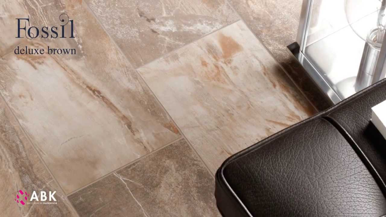 Abk Fossil Porcelain Tiles Youtube