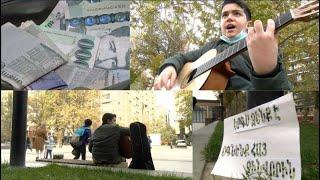 Երգող տղայի պատերազմը չի ավարտվել. պարտության լուրից 16 օր հետո կրկին որոշել է երգել զինվորի համար