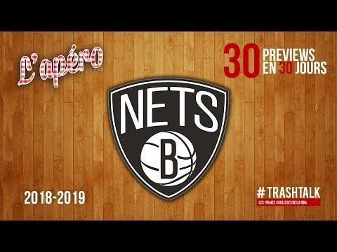 NBA Preview 2018-19 : les Brooklyn Nets