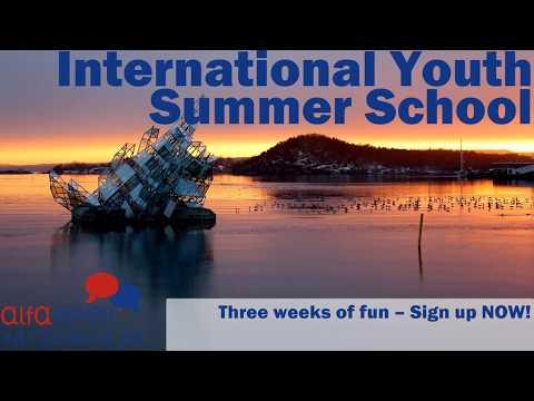 International Youth Summer School - Learn Norwegian in Oslo