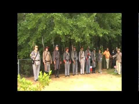Waring Stokes Confederate Memorial Service - Sons of Confederate Veterans - WWW.SCVSAVANNAH.COM