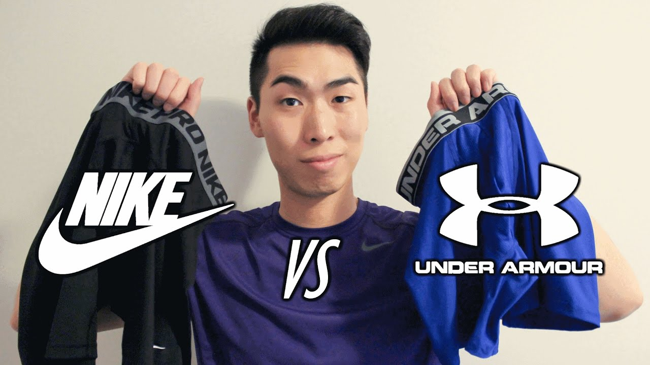 WHAT I HATE ABOUT UA BOXERJOCKS - NIKE VS UNDERARMOUR UNDERWEAR REVIEW