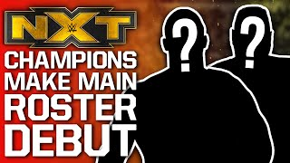 NXT Champions To Make Main Roster Debut   WWE SummerSlam 2021 Plans For Edge Revealed?