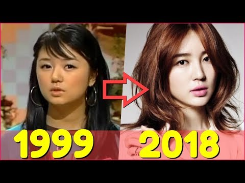 Yoon Eun Hye  EVOLUTION 1999-2018