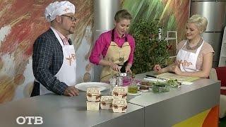 """Завтраки на """"УтроТВ"""": вкусная закуска с рикоттой (26.03.15)"""