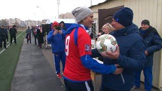X Турнир по мини футболу памяти А И Барсукова Игры TV DanilovFilm