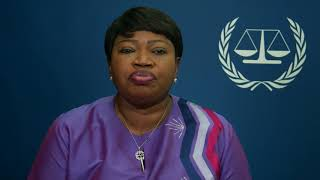 ICC Prosecutor Fatou Bensouda, From YouTubeVideos