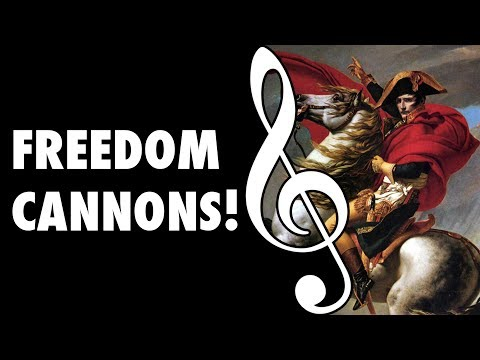 FREEDOM CANNONS! (The 1812 Overture)