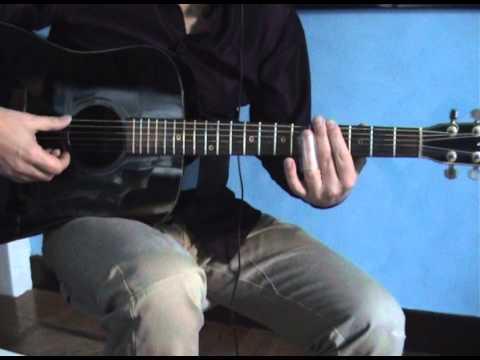 """Paris Texas""_Ry Cooder_Slide Guitar Lesson_Open D Tuning"