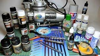 Инструмент и многое другое для постройки моделей(Инструмент и многое другое для постройки моделей., 2014-05-27T05:52:23.000Z)