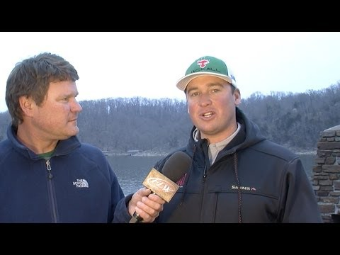 Pre-Tournament Report from Beaver Lake with Cody Meyer