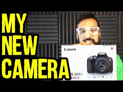 My New Camera - A Gift From Me to Myself @ 50,000 Subscribers | Azad Chaiwala Show