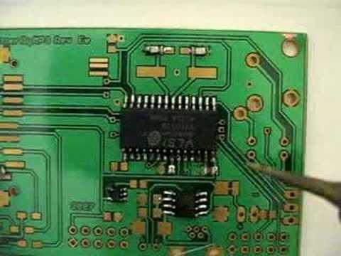 butterflymp3.sf.net - C3,C5 0.1uF 0805