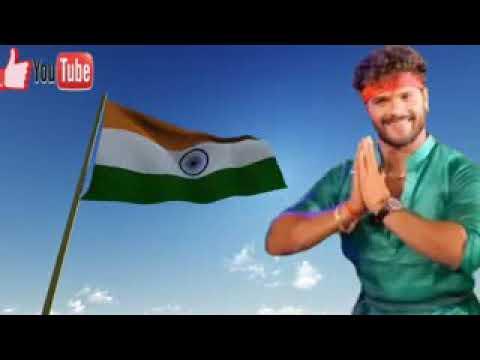 Khesari Lal Yadav Hit Deshbhakti Song