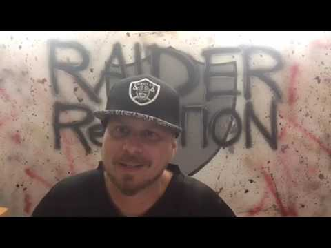 RAIDER ReACTION (Aired 4/16/17)