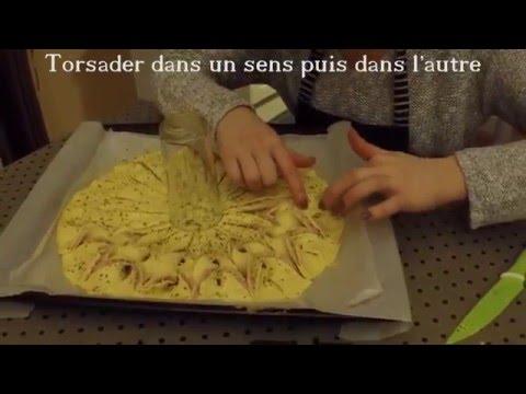 tarte-soleil-salée-pour-l'apéritif