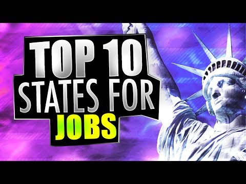 Web Development: Top 10 States And US Territories For Developer Jobs | #CodingPhase
