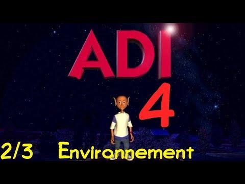 Longplay Adi 4 - 01 Environnement Partie 2