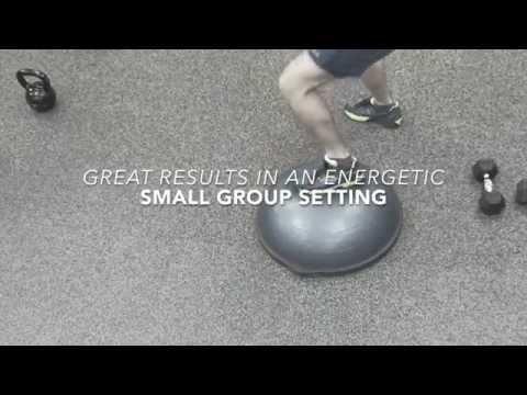 Small Group Training, Denali Fitness