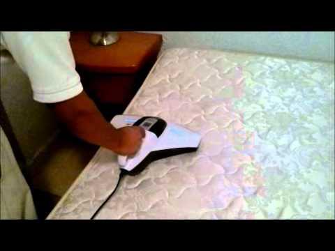 Desinfeccion Desinfectar Limpiar Camas Colchones Parte I