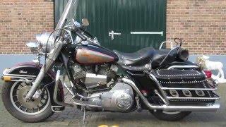 Harley Davidson FLT 1340 laufend / running