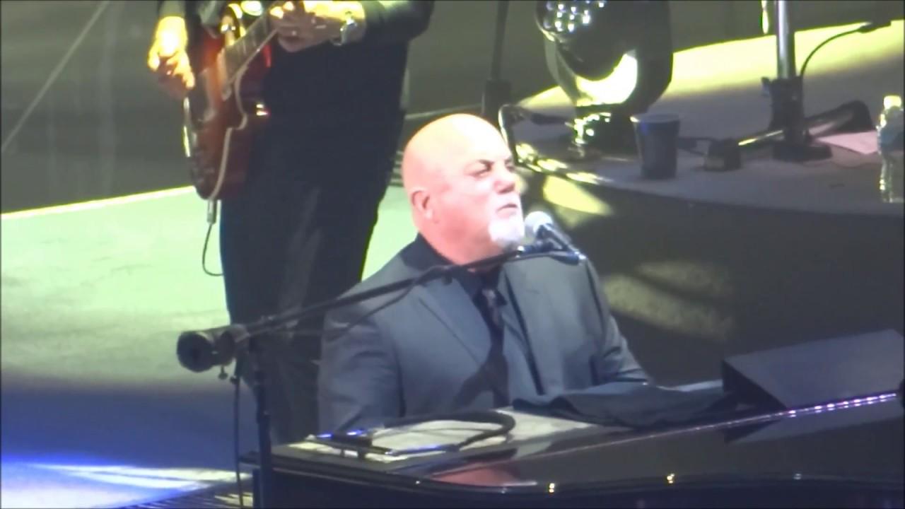 Billy Joel Movin 39 Out Madison Square Garden New York Ny February 21 2018 Youtube
