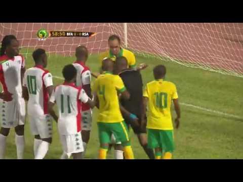 Burkina Faso v South Africa
