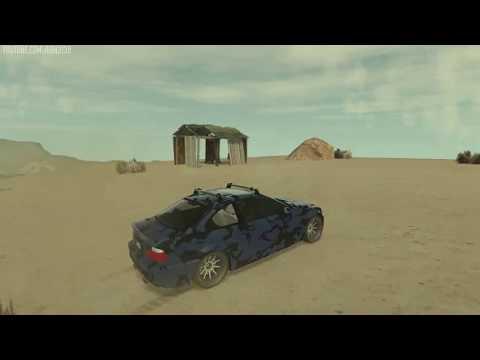 GTA San Andreas - ROSA Project (DESERT)
