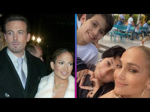 How Jennifer Lopez's Kids Feel About Her Dating Ben Affleck Again (Source)