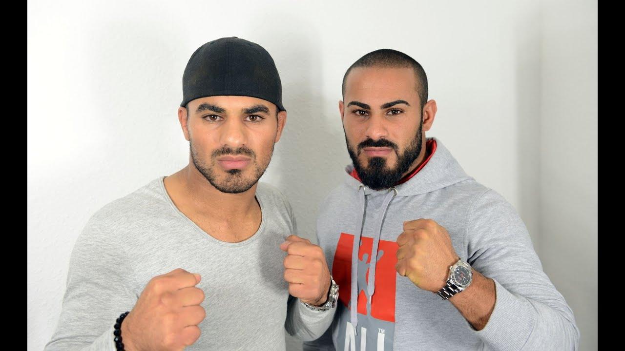 Khalid und Mohammed Taha über GMC, Saba Bolaghi, UFC, Fair