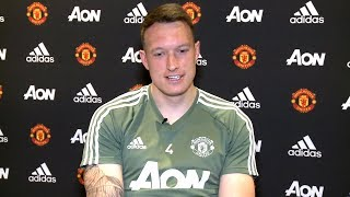 Phil Jones Interview - Looks Ahead To Manchester United's FA Cup Final Against Chelsea