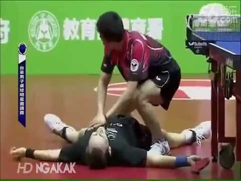 Video Lucu Tenis Meja Ping Pong Ngakak D Youtube