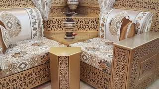 تشكيلة جديدة وحصرية من سدادر الصالون المغربي.. داكشي واااعر