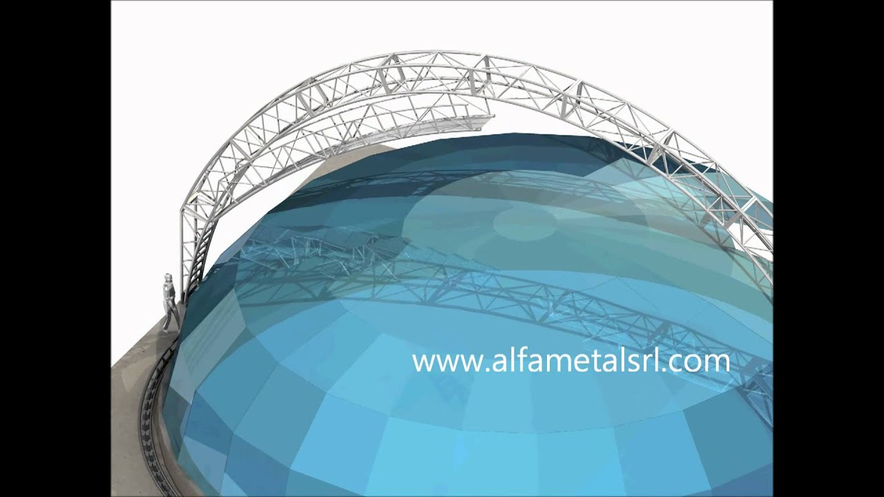 how to make a dome in solidworks