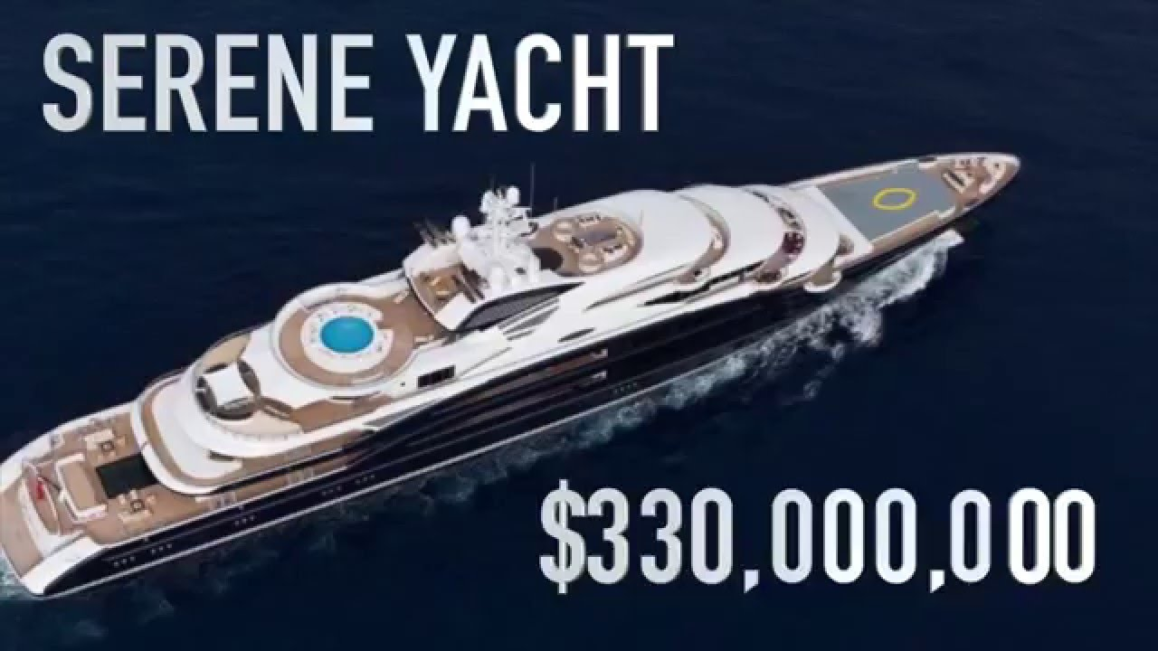 Charter The Same Superyacht As Bill Gates The 439 Serene