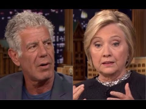 "Anthony Bourdain ""Suicided"" by Global Elite? Foul Play? Hillary? Mossad? Pedogate?"